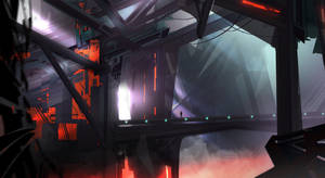 Thermal Vent Station by TacoSauceNinja
