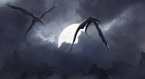 They Arrived In The Night by TacoSauceNinja