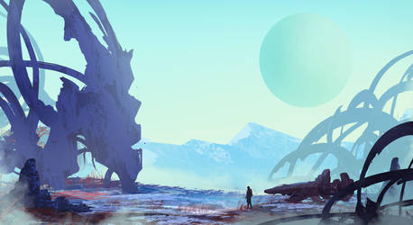 Space Travel by TacoSauceNinja