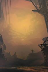Dust by TacoSauceNinja