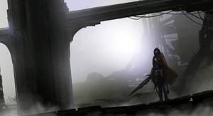 Chaos Knight by TacoSauceNinja