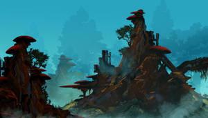 Spirit Lands by TacoSauceNinja