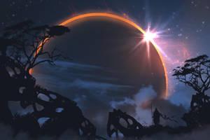 Black Moon by TacoSauceNinja