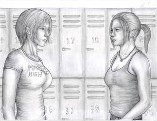 Jill Rhodes Part 1 Chapter 4 by Rhinehartd