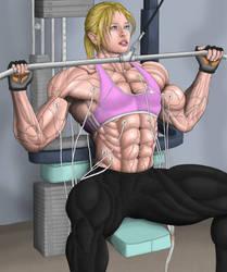 Jill Rhodes Part 4 Chapter 1 by Rhinehartd