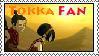 Tokka Fan stamp by dream0writer7