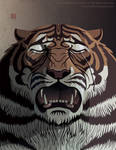 Tiger Tears by Wolfberry-J