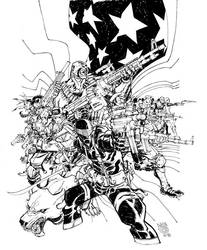 G.I. JOE_commission by EricCanete