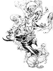 ARTHUR and MING_90 minutes by EricCanete