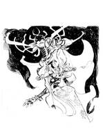 HELA BOOKPLATE by EricCanete