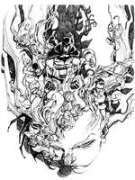 BAT IN THE IVY_90 minutes by EricCanete