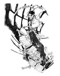 SWEENY TODD_commission by EricCanete