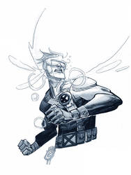 NEW CYCLOPS by EricCanete