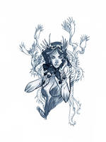 POSION IVY_SDCC by EricCanete