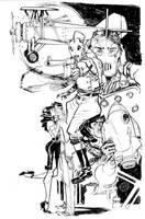 ROCKETEER, pg.02 by EricCanete