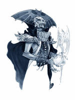 SPELL CASTER by EricCanete