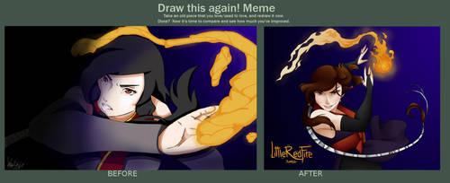 Draw this again! by KayameYuri