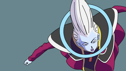 Whis by AnimeShimmer
