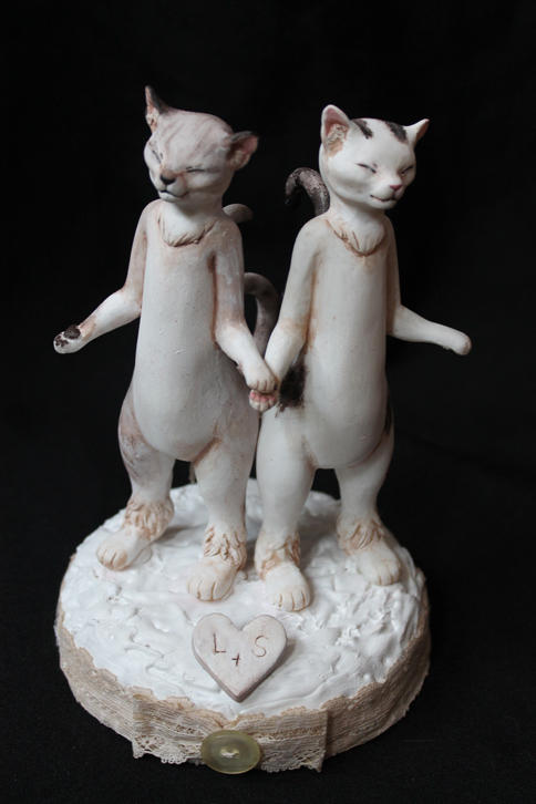 ''Cake topper'' 1 by l-heure-du-the