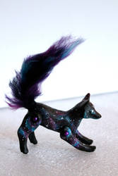 Galaxy Fox 2 by l-heure-du-the