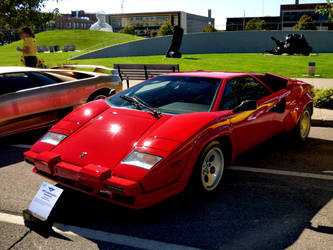 '85 Countach by Carsiano