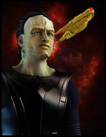 Cardassian Male by MotoTsume