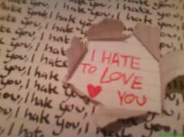 love to hate by Matt-Seago