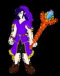 Legend of Hilda - Ravio, Hero of Light (Alone)CLR by Yoshi-Darkice