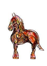 Horse2 by sonigque