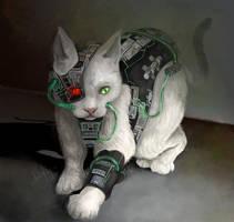 Borg Kitten by delira