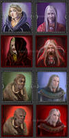 Human Leaders by delira