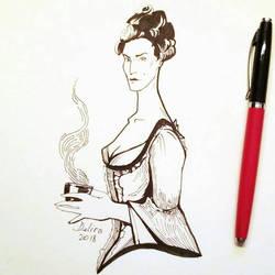 Aristocrat by delira