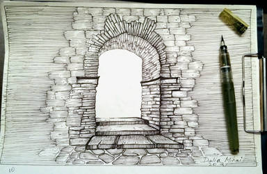 Gate by delira