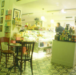 Wien in Diana Mini: Beaulieu by neuroplasticcreative