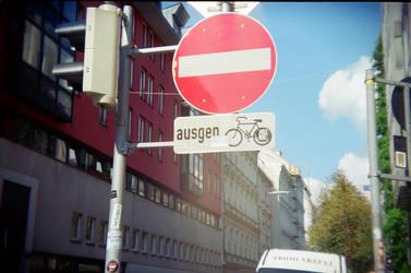 Wien in Holga 135BC: Forbidden by neuroplasticcreative