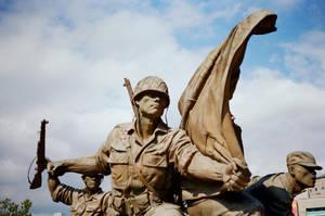 War Memories: Soldier II by neuroplasticcreative