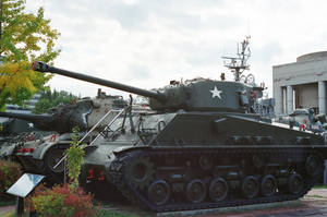 War Memories: Tank I by neuroplasticcreative