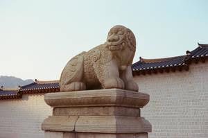 Gyeongbokgung Palace: Protector II by neuroplasticcreative