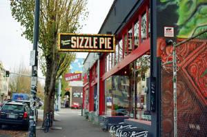 Sizzle Pie E Burnside, I by neuroplasticcreative