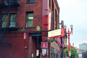 Old Town PDX: Dixie Tavern by neuroplasticcreative
