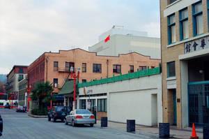 Old Town PDX: Chinatown by neuroplasticcreative