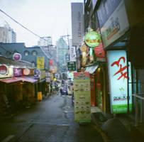 Edae: Street, I by neuroplasticcreative