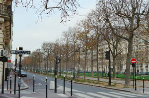 Paris: Avenue de Saxe by neuroplasticcreative