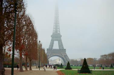 La Tour Eiffel, I by neuroplasticcreative