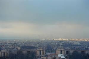 La Tour Eiffel: Paris, VII by neuroplasticcreative