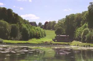 Prior Park Landscape Garden: Bridge, II by neuroplasticcreative