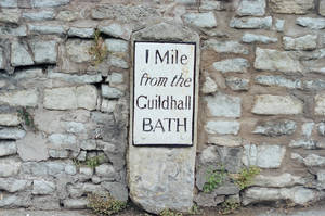 Bath: 1 Mile from the Guildhall by neuroplasticcreative