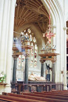 Bath Abbey: Peace by neuroplasticcreative