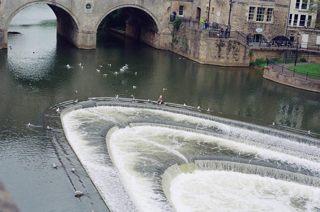 Bath: River Avon by neuroplasticcreative