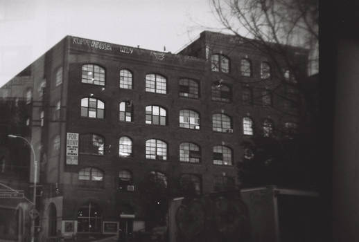 Brooklyn: Building by neuroplasticcreative